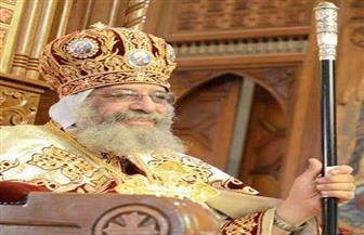 البابا تواضروس يلقي عظته اليوم تحت عنوان «لا تكن قاسيا»