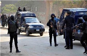 حملة أمنية مكبرة لضبط حائزي المواد المخدرة والأسلحة النارية والهاربين بسوهاج