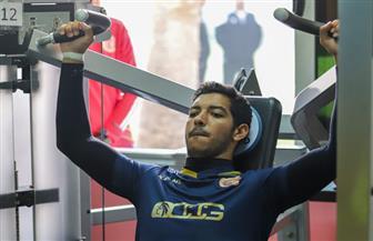 كورس برازيلي لرفع لياقة لاعبي سيراميكا| صور