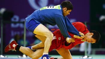 الكيك بوكسينج يختار تشكيل «فراعنة السامبو» بالمركز الأوليمبي | صور
