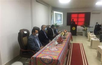 وزير الزراعة في سيوة: تطبيق نظم الري الحديثة بالواحة بالتعاون مع الري | صور