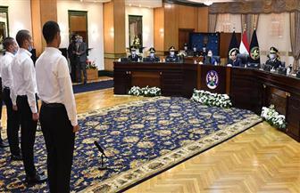 ماذا دار بين الرئيس السيسي والطلبة الجدد خلال زيارته التفقدية لأكاديمية الشرطة؟