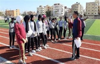 الشباب والرياضة بالبحر الأحمر تنفذ أولى مسابقات أوليمبياد المحافظات الحدودية بالغردقة   صور