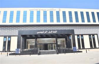 بتكلفة مليار و ١٧٨ مليون جنيه.. افتتاح المستشفى الجامعي الجديد بسوهاج قريبا  صور