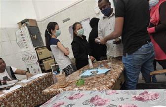 """""""صحة أسوان"""": 185 مواطنا يحصلون على لقاح الإنفلونزا الرباعي"""