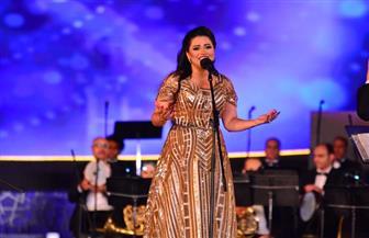 النجوم يحتفون بالموسيقى العربية في ليلة الافتتاح بتوقيع هاني عبدالكريم وزياد الطويل| صور