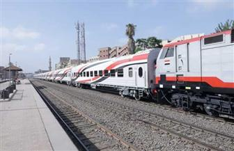 السكك الحديدية تعلن التأخيرات المتوقعة اليوم على بعض الخطوط.. تعرف عليها