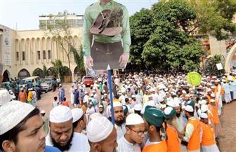 تظاهرات ضد فرنسا في بنجلاديش