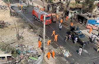 مقتل 9 أشخاص في انفجار بكابول