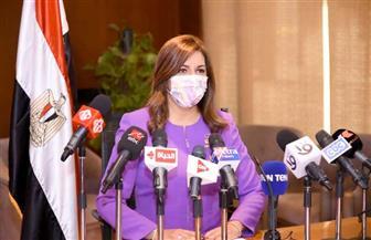 خطوة بخطوة.. وزيرة الهجرة تكشف خطوات عملية التصويت بانتخابات مجلس النواب للمصريين بالخارج| صور