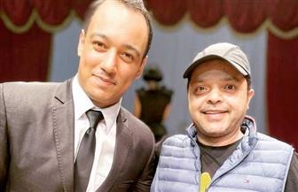 حسن عبد الله: هنيدى ملك الضحك وسعدت بإشادته بعرض سينما مصر