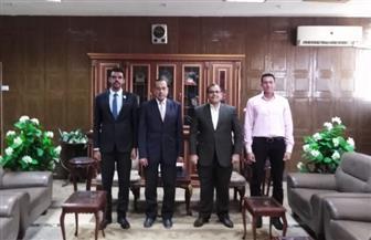 محافظ شمال سيناء يؤكد اهتمام الرئيس بدعم وتأهيل الكوادر الشبابية | صور
