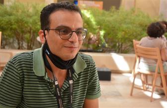 """أمير رمسيس لـ""""بوابة الأهرام"""": ارتباط مهرجان الجونة بـ""""الفساتين"""" غير مزعج   صور"""