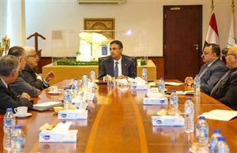 شريف فاروق: البريد المصري حريص علي التعاون مع كل الهيئات والمؤسسات