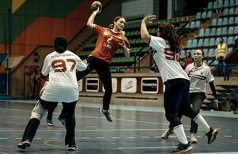 «سيدات يد الأهلي» يفوز على الزمالك في الدوري