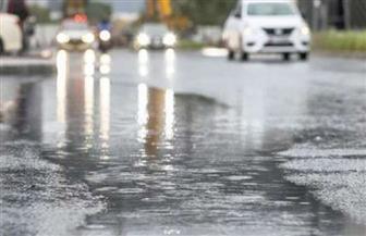 القاهرة تتعرض لأمطار متوسطة.. والمحافظ يوجه الأجهزة التنفيذية بالتعامل مع تراكمات المياه