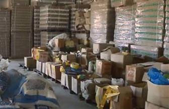 ضبط 180 طن أعلاف ومبيدات و18 منشأة صناعية مخالفة و38 قضية تلوث بنهر النيل