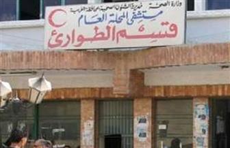 تعدي أهل مصابة بجلطة واشتباه كورونا على تمريض مستشفى المحلة الكبرى