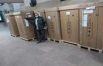 45 ماكينة غسيل كلوي و45 سريرا من صندوق تحيا مصر لـ «صحة الغربية» | صور