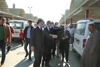 محافظ كفرالشيخ يتفقد شوارع العاصمة ويشدد على رفع وإزالة الإشغالات   صور