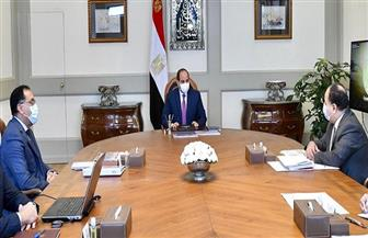 الرئيس السيسي يستعرض الاتفاق مع صندوق النقد الدولي