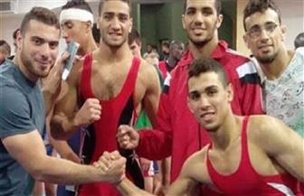 13  لاعبا في معسكر منتخب المصارعة استعدادا لبطولة العالم بصربيا