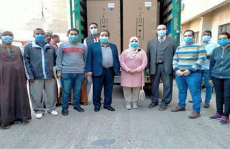 «تحيا مصر» توزع 53 ماكينة غسيل كلوي على مستشفيات سوهاج | صور