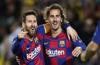 ميسي وجريزمان يقودان هجوم برشلونة أمام أتليتكو مدريد
