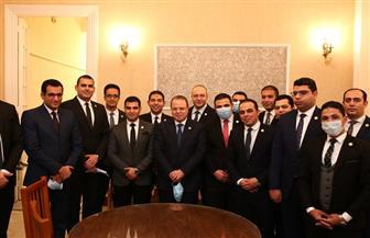 النائب العام يواصل زياراته التفقدية لنيابات الإسكندرية| صور