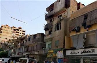 حصر منازل شارع المشروع وتعويض سكانها تمهيدا لفتح محاور مرورية فى المطرية