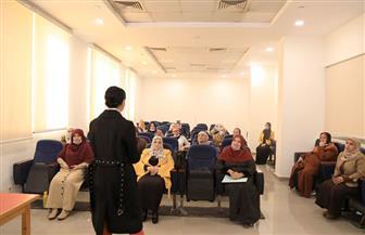 «البحوث الإسلامية» يعقد دورة تدريبية لواعظات الأزهر في «فن الإتيكيت والتواصل الفعال» | صور