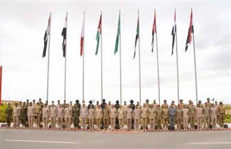 """انطلاق فعاليات التدريب المشترك """"سيف العرب"""" بقاعدة محمد نجيب العسكرية   فيديو وصور"""