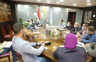 محافظ كفر الشيخ يؤكد تطوير منطقة الحكر الوسطاني غرب المدينة