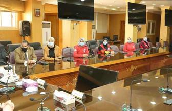 محافظ كفر الشيخ يفعل دور فريق الإغاثة لمساعدة الحالات الإنسانية ويحذر من تصويرها  صور