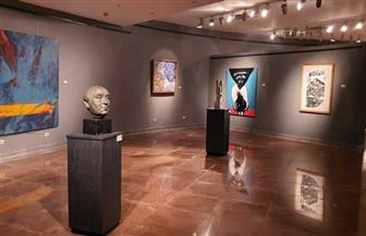 متحف الفن المعاصر يتأهب للافتتاح بمجمع الفنون والثقافة بجامعة حلوان|صور