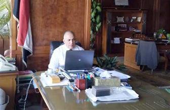 وزير الري يشدد على إجراءات الوقاية من كورونا وتخفيض العمالة والالتزام ببرنامج تأهيل الترع| صور