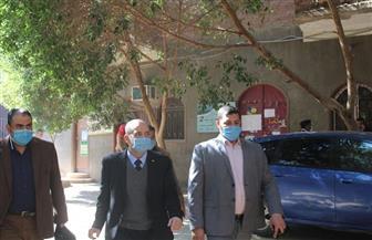 محافظ أسيوط يكلف القيادات التنفيذية بمتابعة لجان انتخابات مجلس النواب |صور