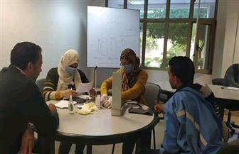 مبادرة دعم صحة المرأة المصرية بمحطة مياه ميت خميس | صور