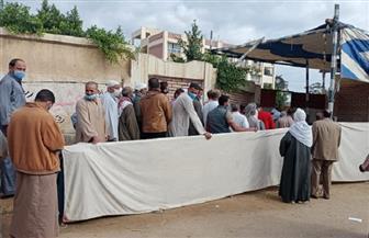 متابعة التصويت بمحافظة البحيرة فى جولة الإعادة بانتخابات النواب  فيديو