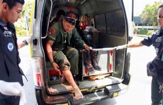 مقتل شرطي ماليزى وإصابة آخر فى تبادل لإطلاق النار على الحدود مع تايلاند
