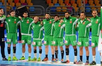 يد الجزائر يستعد لمونديال القاهرة بثلاثة معسكرات وثماني مباريات ودية