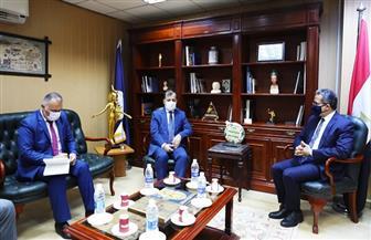 وزير السياحة والآثار يستقبل سفير دولة طاجيكستان لمناقشة تعزيز سبل التعاون بين البلدين | صور
