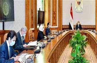 الرئيس السيسي يطلع على تفاصيل الوضع الراهن لانتشار فيروس كورونا