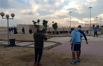 الزمالك يخوض مرانه الأساسي على ملعب «إيروسبورت» استعدادا لنهائي أبطال إفريقيا | صور