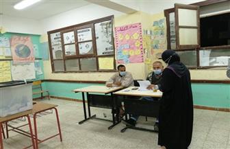 توافد على لجان الانتخابات قبل غلق باب التصويت في إطسا بالفيوم
