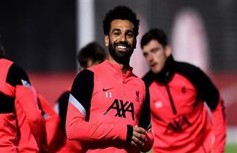 بعد شفائه من «كورونا».. محمد صلاح يشارك في تدريبات ليفربول