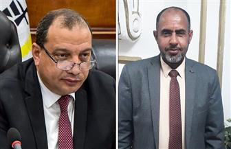 رئيس جامعة بني سويف يصدر قرارا بقيام الدكتور مبروك عبدالعظيم بتسيير أعمال عميد كلية الحقوق | صور