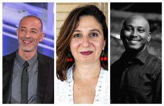 3 أعضاء في لجنة تحكيم أفضل فيلم عربي بالقاهرة السينمائي | صور