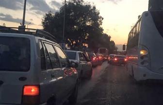 كثافات مرورية بمعظم طرق ومحاور العاصمة وتكثيف الخدمات أعلى «أكتوبر وصلاح سالم» | صور