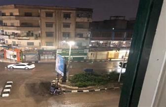 توقف الصيد في المتوسط والبرلس وقطع الكهرباء بسبب الأمطار بكفر الشيخ  | صور
